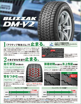 235/55R19 BRIDGESTONE ブリヂストン BLIZZAK DM-V2 ブリザック DMV2 ENKEI PerformanceLine PF-07 エンケイ パフォーマンスライン PF07 スタッドレスタイヤホイール4本セット