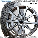 【145/80R12 80/78N LT】【12インチ】【TOYO OPEN COUNTRY R/...