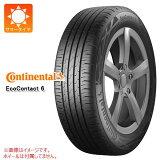 コンチネンタル エココンタクト6 185/65R15 88T サマータイヤ CONTINENTAL EcoContact 6 正規品