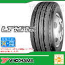 サマータイヤ 185/85R16 111/109L ヨコハマ LT151R YOKOHAMA LT151R 【バン/トラック用】