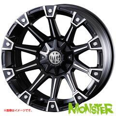 【エントリーで最大28倍!11/24 23:59迄】 MG モンスター 7.0-17 ホイール1本 MG MONSTER