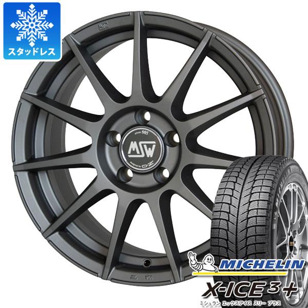 タイヤ・ホイール, スタッドレスタイヤ・ホイールセット VW 7 3 20555R16 94H XL OZ MSW 85 4