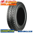 新品タイヤ 265/70R15 265/70-15 15インチ グッドイヤー GOODYEAR ラングラー WRANGLER AT/S サマータイヤ