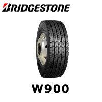 ブリヂストン 225/80R17.5 123L V-STEEL STUDLESS W900