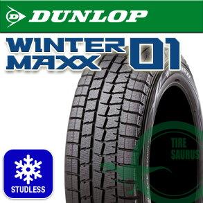 スタッドレスタイヤ単品ダンロップWINTERMAXX01WM01245/40R1893Q[DUNLOP][ウインターマックス]注)タイヤ1本あたりのお値段です