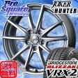 ブリヂストン ブリザック VRX2 新商品 185/65R15WEDS ジョーカーハンター 在庫限り 15 X 6 +53 5穴 114.3