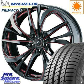 タイヤ・ホイール, サマータイヤ・ホイールセット  PRIMACY 3 AO 3 22545R17 WEDS Leonis TE 4 17 17 X 7 42 5 114.3
