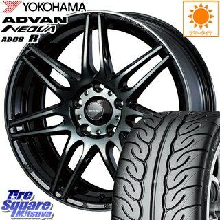 タイヤ・ホイール, サマータイヤ・ホイールセット YOKOHAMA AD08R NEOVA 21540R18 WEDS 73507 SA-77R 18 18 X 8.5J 45 5 100