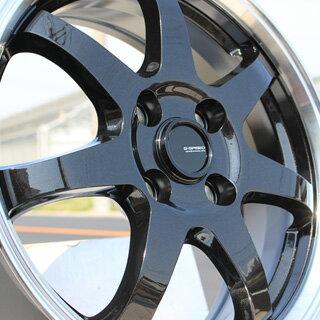 TOYOTIRES トーヨー トランパス LuK TRANPATH サマータイヤ 155/65R13 HotStuff 軽量設計!G.speed P-03 ホイールセット 4本 13インチ 13 X 4 +45 4穴 100