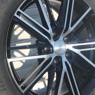 100 +53 サマータイヤ ピレリ P ZERO ECOFORME エコフォルム 225/50R17ブリヂストン ピーゼロ 17 X 7 ネロ 5穴 CRS 161 17インチ 4本セット NERO GT ホイール