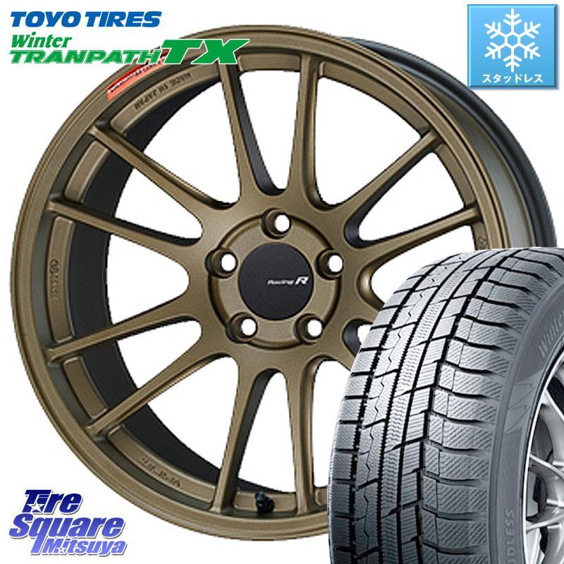 タイヤ・ホイール, スタッドレスタイヤ・ホイールセット 52024.51000 RAV4 TOYO TX 2020 23560R18 ENKEI Racing Revolution GTC01RR 18 X 7.5J 45 5 114.3