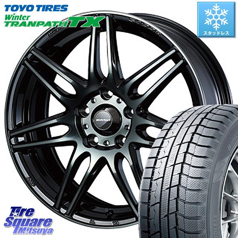タイヤ・ホイール, スタッドレスタイヤ・ホイールセット 51036.51000 TOYO TX 2020 22555R18 WEDS 73509 SA-77R 18 18 X 8.5J 50 5 114.3