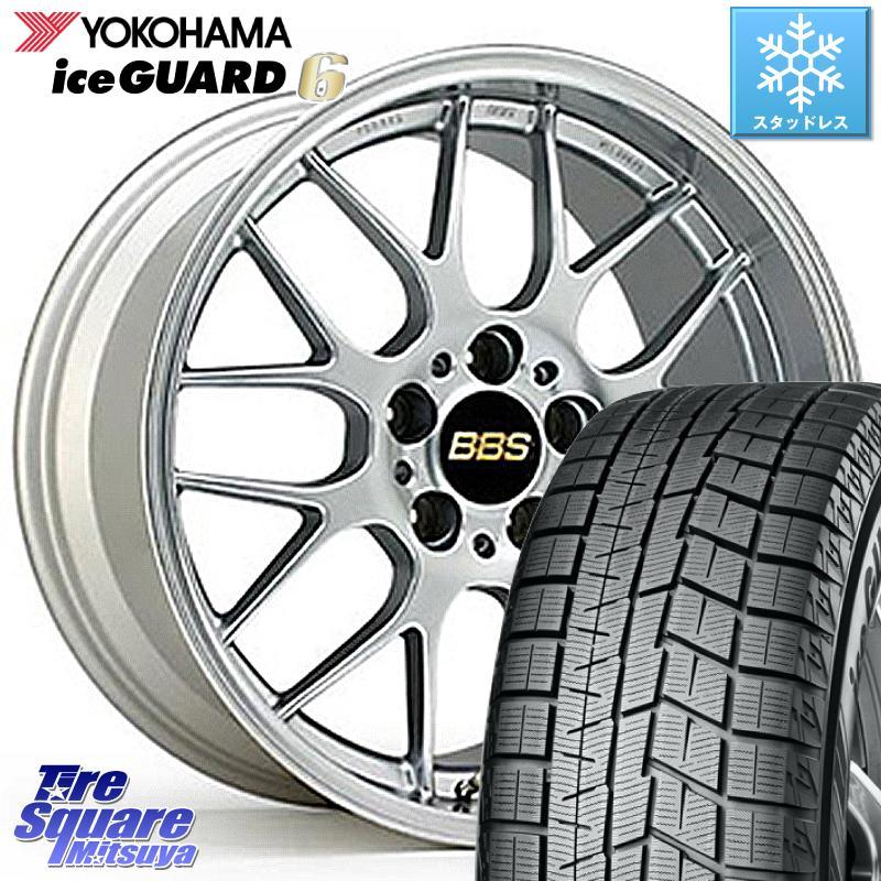 タイヤ・ホイール, スタッドレスタイヤ・ホイールセット  YOKOHAMA iceGUARD6 ig60 XL 21545R18 BBS RG-R 1 18 18 X 8.0J 42 5 114.3