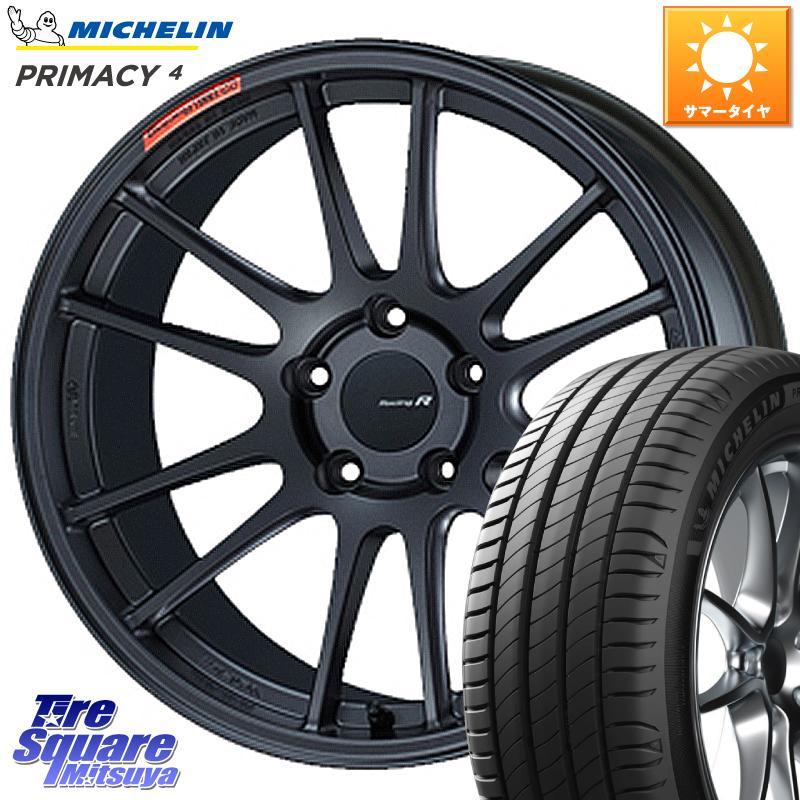 タイヤ・ホイールセット, サマータイヤ・ホイールセット 1020245 ENKEI Racing Revolution GTC01RR 18 X 8.5J 42 5 114.3 PRIMACY4 4 101Y XL ST 23550R18
