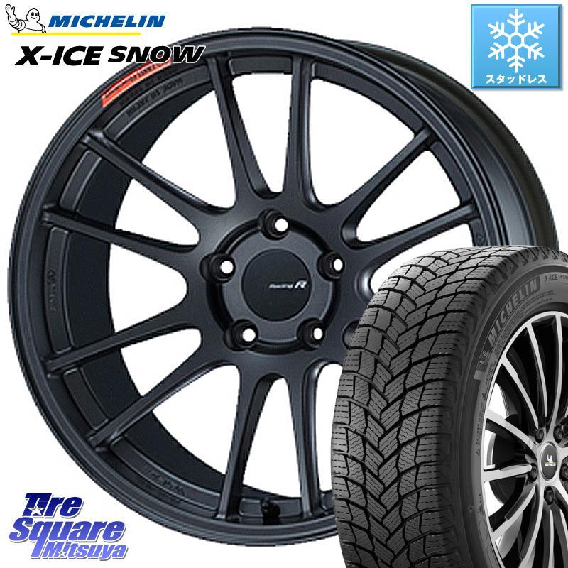 タイヤ・ホイールセット, スタッドレスタイヤ・ホイールセット 1020245 X-ICE SNOW XICE SNOW 22540R18 ENKEI Racing Revolution GTC01RR 18 X 8.5J 42 5 114.3