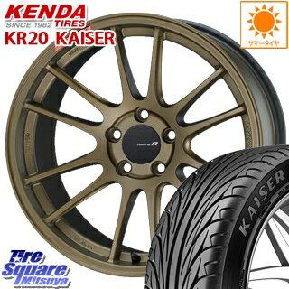 タイヤ・ホイール, サマータイヤ・ホイールセット KENDA KAISER KR20 24540R18 ENKEI Racing Revolution GTC01RR 4 18 X 8 45 5 114.3