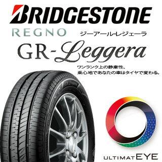 ブリヂストンREGNOGR-Leggera165/55R14Japan三陽ZACKJP-81214X4.5+454穴100