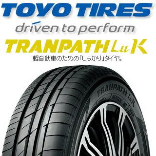 TOYOTIRES トーヨー トランパス LuK TRANPATH サマータイヤ 145/80R13 HotStuff クロススピードプレミアム6 軽量 4本 ホイールセット 13インチ 13 X 4 +43 4穴 100