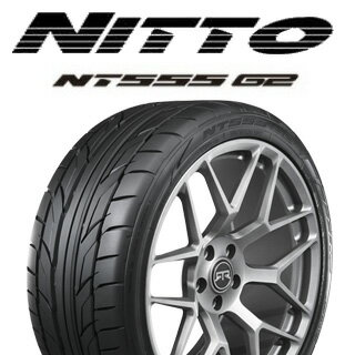 NITTONT555G2235/40R18サマータイヤ4本セットタイヤのみ