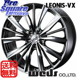 HANKOOK ハンコック ventusV12evo2 ベンタス K120 サマータイヤ 225/45R18WEDS ウェッズ Leonis レオニス VX ホイール 4本セット 18インチ 18 X 7 +47 5穴 114.3