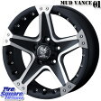 YOKOHAMA ice GUARD SUV G075 245/70R16WEDS MUD_VANCE_01 16 X 7(US) +35 5穴 114.3