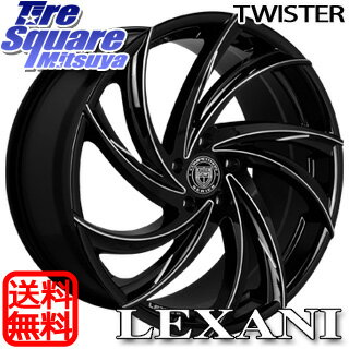 YOKOHAMA ヨコハマ ブルーアース RV-02 ミニバン サマータイヤ 245/40R20LEXANI(レグザーニ) CONCAVE Twister ホイール 4本セット 20インチ 20 X 8.5 +35 5穴 114.3