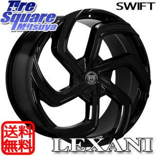DUNLOP ダンロップ SP SPORT MAXX スポーツ マックス 050+ FOR SUV サマータイヤ 245/45R20LEXANI(レグザーニ) CONCAVE Swift ホイール 4本セット 20インチ 20 X 8.5 +30 5穴 114.3