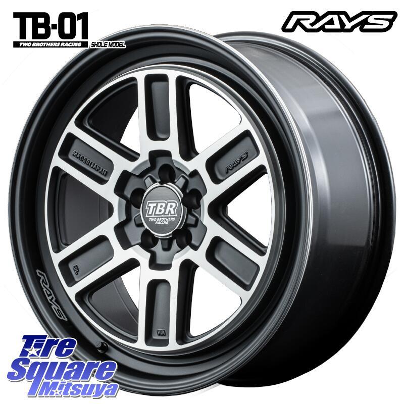 タイヤ・ホイールセット, サマータイヤ・ホイールセット 62024.51000 CX-5 RAYS TB-01 5Hole Model 18 18 X 7.5J 48 5 114.3 YOKOHAMA AT AT G015 23555R18