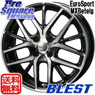 TOYOTIRES トーヨー トランパス LuK TRANPATH サマータイヤ 165/45R16 BLEST Eurosport MX Betelg ホイールセット 4本 16インチ 16 X 5 +45 4穴 100