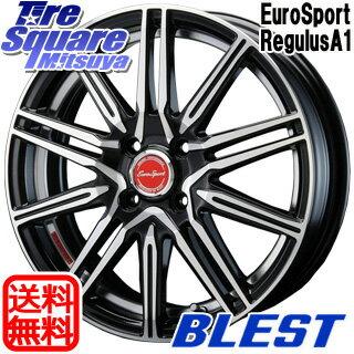YOKOHAMA ADVAN dB V552 ヨコハマ アドバン デシベル サマータイヤ 195/55R16 BLEST Eurosport Regulus A1 ホイールセット 4本 16インチ 16 X 6 +40 4穴 100