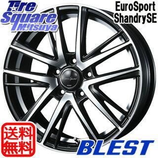 TOYOTIRES トーヨー プロクセス CF2 PROXES サマータイヤ 195/55R16BLEST Eurosport Shandry SE ホイールセット 4本 16インチ 16 X 6 +45 5穴 100