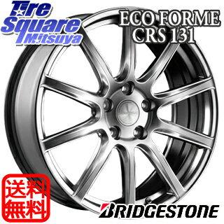 タイヤ・ホイール, サマータイヤ・ホイールセット 7531 ECOFORM CRS131 15 15 X 6.0J 45 5 114.3DUNLOP EC202 LTD ENASAVE 18560R15