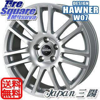 TOYOTIRES トーヨー タイヤ 国内メーカー SD-7 サマータイヤ 205/55R16 Japan三陽 HAWNER W07 ホイールセット 4本 16インチ 16 X 7(MB) +38 5穴 112