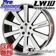 Lowenhart LowenhartLW10 20 X 8.5 +35 5穴 114.3ブリヂストン ブリザック DM-V2 235/55R20