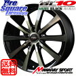 TOYOTIRES TRANPATH MPZ (数量限定) 195/65R15MANARAY BL-10 ARMY BLACK CLEAR 15 X 6.5 +40 5穴 100