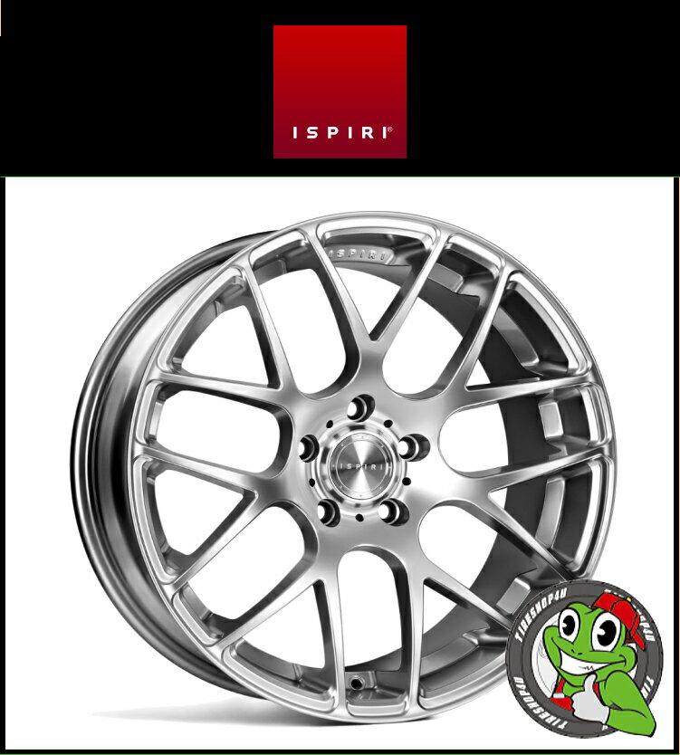 20インチIspiri Wheel ISR1 20×10.0J 5/112 +35 HUB:66.56φDiamond Silver(ダイヤモンドシルバー) 20100 イスピリホイール 新品アルミホイール1本価格 正規輸入品JWL適合品 スタンス Audi A4、A6