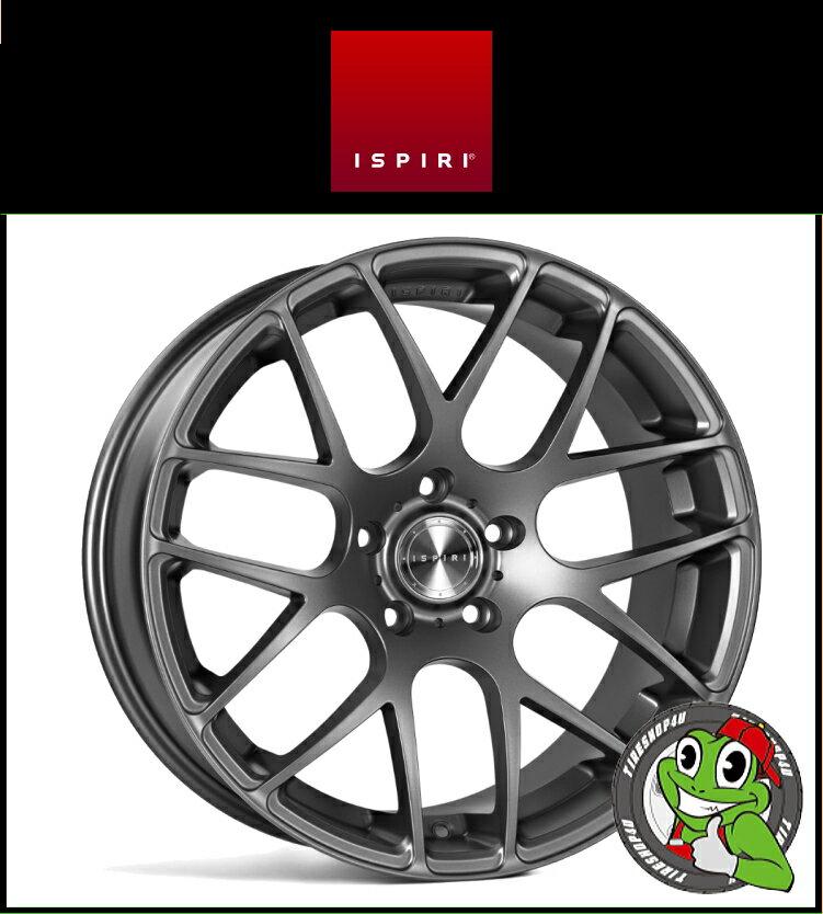 20インチIspiri Wheel ISR1 20×10.0J 5/112 +35 HUB:66.56φMatte Graphite(マットグラファイト) 20100 イスピリホイール 新品アルミホイール1本価格 正規輸入品JWL適合品 スタンス Audi A4、A6