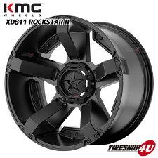 KMC_XD811_ROCKSTAR2-BK