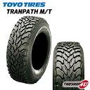 2020年製 送料無料 新品 TOYO TRANPATH M/T 195R16 サマータイヤ 単品 トランパス エムティー トーヨータイヤ MT オフロードタイヤ ジムニー 195R16C 104/102Q トランパスMT 195-16 取付対象