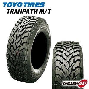 2019年製 送料無料 新品 タイヤ TOYO TRANPATH M/T 195R16 サマータイヤ 単品 トランパス エムティー トーヨータイヤ MT オフロードタイヤ ジムニー 195R16C 104/102Q トランパスMT (12.0kg) 195-16