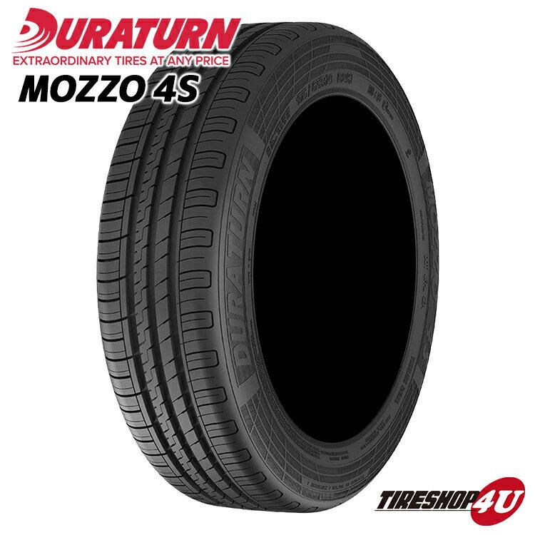 1x SUMMER TYRE Duraturn Mozzo 4S 165//55R15 75V MOZZO S