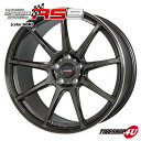 17インチCROSS SPEED HYPER EDITION RS9 17×7.0J 5/114.3 +4...