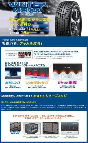 ウインターマックス01175/70R1484QDUNLOPダンロップWINTERMAXX01WM01『2本以上で送料無料』14インチ単品1本価格スタッドレスタイヤ