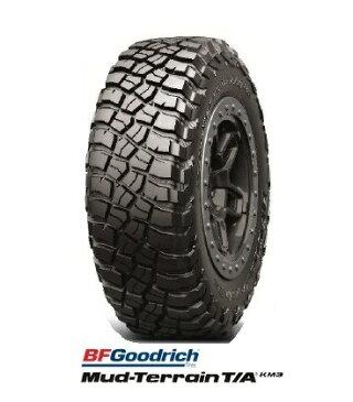 【取付対象】BFGoodrich Mud-Terrain T/A KM3 LT235/70R16 110/107Q BFグッドリッチマッドテレーン MT【ブラックレター】(タイヤ単品1本価格)