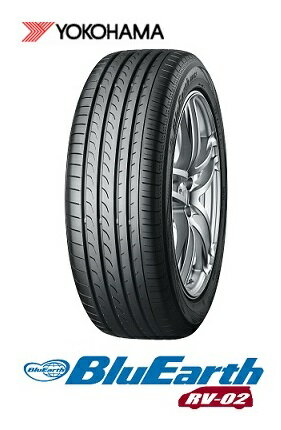 YOKOHAMA BluEarth RV-02 215/55R17 94V ヨコハマ ブルーアース RV02