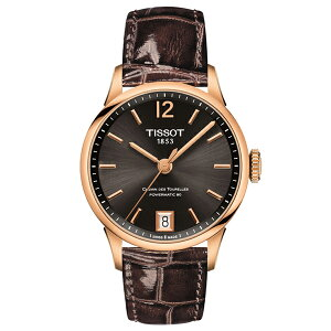 TISSOT腕時計ティソ公式シュマン・デ・トゥレルオートマティックレディレディース