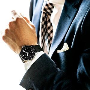 【日本限定TISSOT腕時計ティソ公式メンズシースター1000オートマティック日本スペシャルモデルブラック文字盤キャンバスストラップ【SEASTAR100030気圧防水スポーツウォッチダイバーズOCEANSオーシャンズボーナス】