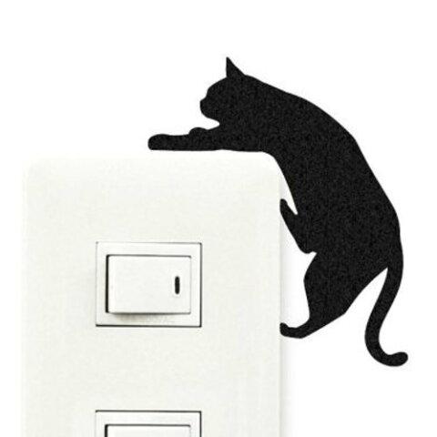 CAT LIFE【落ちそう】お部屋に癒しのアクセントを♪【メール便】10P03Sep16