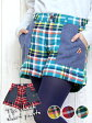 刺繍 パンツ ティピチェックショートパンツ/ボトムス イエロー レッド ブルーグリーン 刺繍 ポケット レディース ゆったり チチカカ公式 TITICACA エスニック アジアン ネイティブ ボヘミアン dwibd233