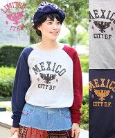 【WEB限定アイテム】クレイジーMEXICOスウェットプルオーバー